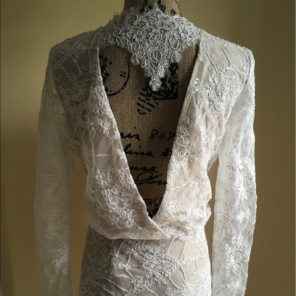 50 off stone cold fox dresses skirts free people x for Stone cold fox wedding dress