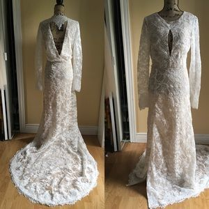 fcb0a38f0c04 Free People Dresses - Free People X Stone Cold Fox Chloe Gown