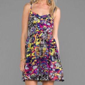 Amanda Uprichard Dresses & Skirts - 🌺NWOT AMANDA UPRICHARD🌺CHAMPAGNE DRESS🌺