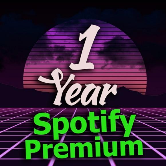 Spotify Premium 1 Year Worldwide (12 Months)