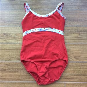 class in Other - Red Class In Ballet Leotard Size M