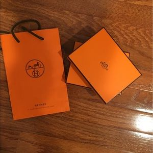 Hermes Other - Hermes Boxes and Bag