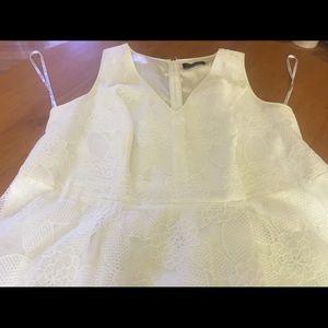 Women's Ivanka Trump White Dress