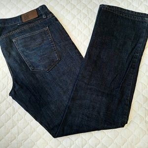 Banana Republic Other - Banana Republic limited edition dark jeans 33
