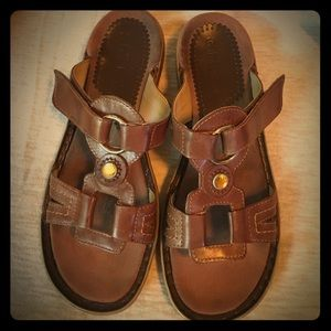 Ara Shoes - European Sandals with Velcro closures