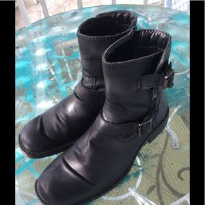 "Unlisted Other - ""Unlisted"" Label ""Moto Cop"" Motorcycle Boots"