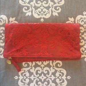 Clare Vivier Handbags - Clare V. Brocade Foldover Clutch