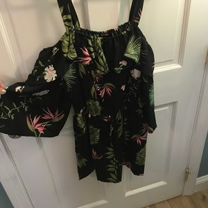 atmosphere Other - Brand new floral romper!
