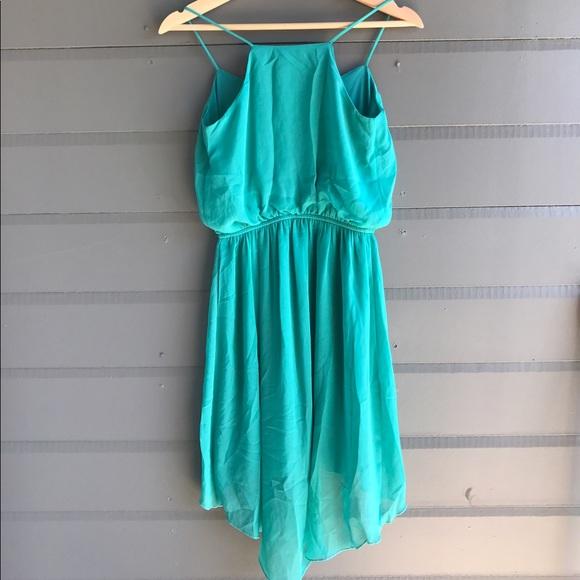 Teal summer dresses