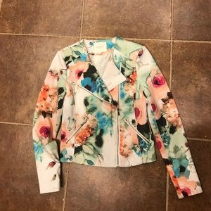 Piperlime Jackets & Blazers - Piperlime flowered jacket