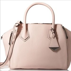 Rebecca Minkoff Handbags - Rebecca Minkoff Blush Mini Perry