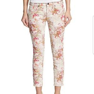 Genetic Denim Denim - Final price New perfect genetic floral jeans
