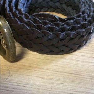 Accessories - Brown belt