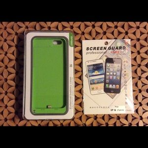 External battery case iPhone 6
