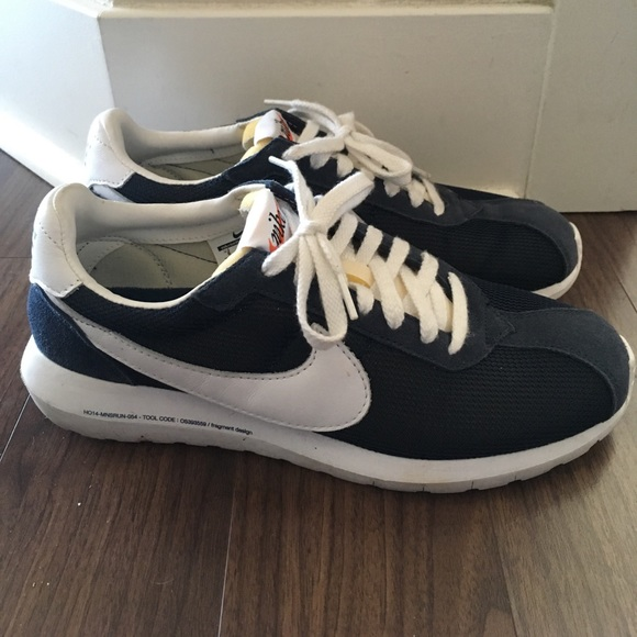 competitive price 6982f 04962 Nike Roshe Run Fragment Obsidian Men s 9. M 590f4e964127d097310b42da. Other Shoes  you ...