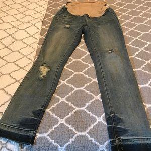 Jessica Simpson Denim - Jessica Simpson maternity skinny jeans.