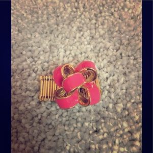 Lilly Pulitzer Jewelry - LILLY PULITZER bow ring