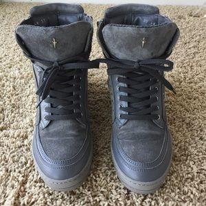 Cesare Paciotti Shoes - Paciotti wedge sneakers