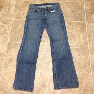 Women's NEW size 6 banana republic jeans