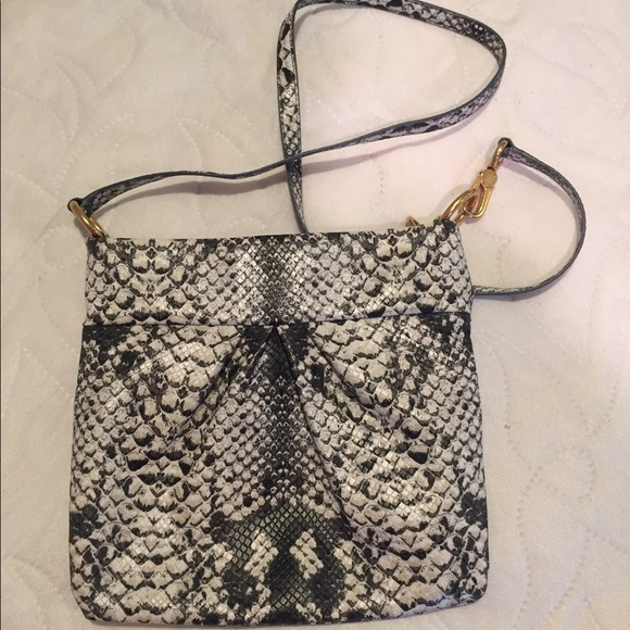 Rebecca Minkoff Bags - NWOT Marc by Marc Jacobs python crossbody