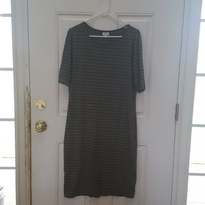 Lularoe 2xl Julia dress