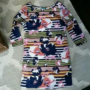 Pim + Larkin Floral Dress