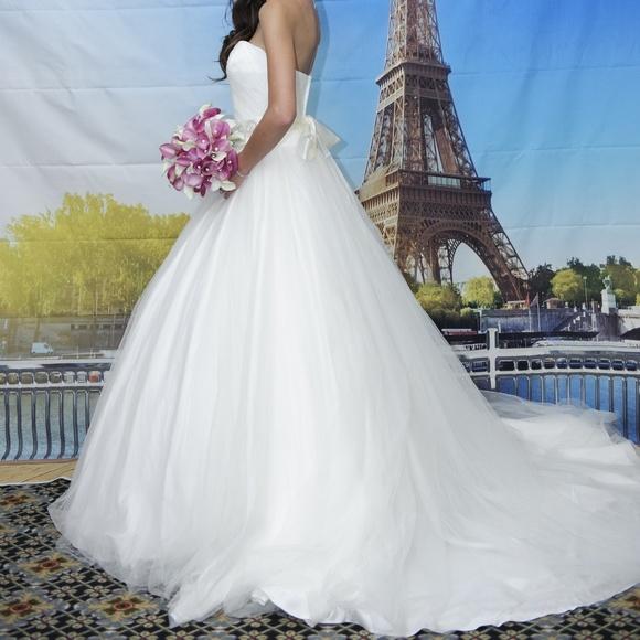 David\'s Bridal Dresses | Wedding Ball Gown | Poshmark