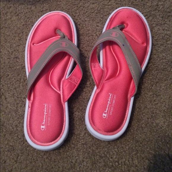 ee63eee113c Champion Shoes - Champion sport comfort flip flops