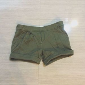 Tory Burch bubble shorts