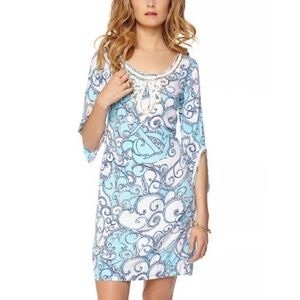 Lilly Pulitzer Dresses & Skirts - Lilly Pulitzer Sarah Tunic Dress Shape up/Ship out