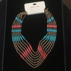 sophia & kate Jewelry - Brand new Sophia & Kate multi-layered necklace