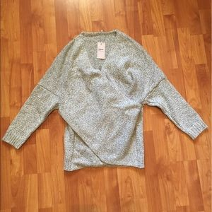 CHOIES Sweaters - Cross Cross Loose Fit Sweater - NWT