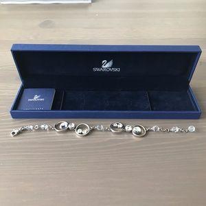 Swarovski Jewelry - Swarovski Crystal Round Crystal & Beaded Bracelet