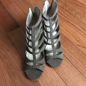New Wild Diva caged heels