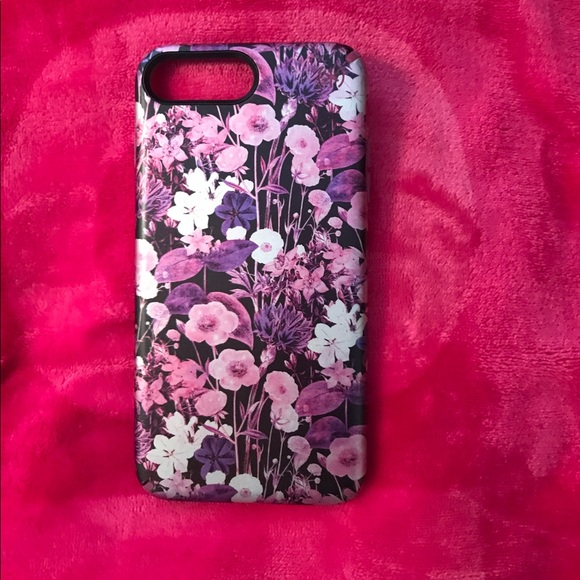 competitive price 892c1 9d3f6 iPhone 7 Plus Speck Floral Case