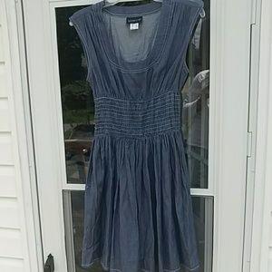 Venus Dresses & Skirts - Fun denim Venus dress..