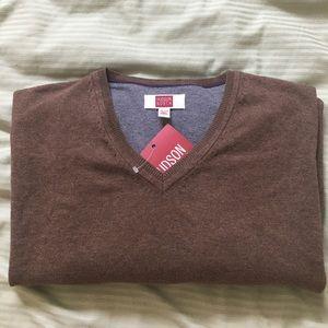 Hudson North Other - Hudson NorthMens V neck Sweater