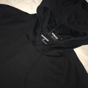 Express Other - NWT EXPRESS Mens Black Hoodie Tee