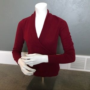 Cashmere Ann Taylor sweater