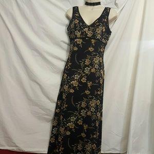 Gorgeous soft Maxi Dress size 4-NWOT
