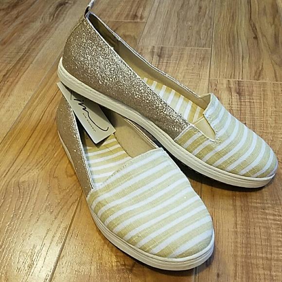 Kim Roger Slip On Shoes