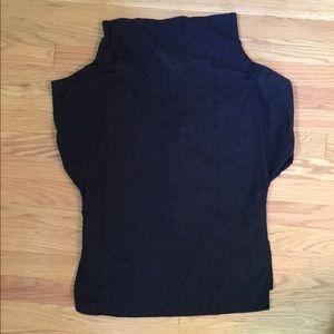 Billy Reid Tops - Billy Reid Eyelet Lace Funnel neck top