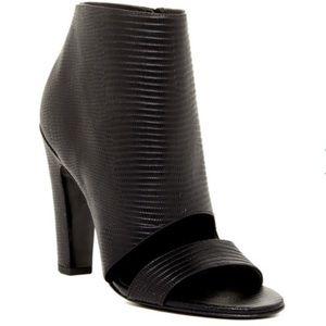Vince Shoes - NWOT Vince open toe Sansa booties