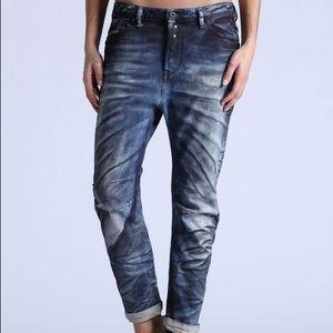 Diesel Black Gold Denim - NWOT DIESEL Jogger Jeans