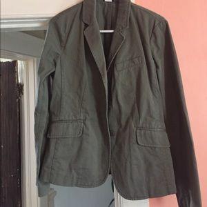 J. Crew factory store blazer. Great condition.