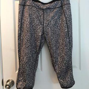 Charlotte Russe Pants - Grey yoga pants