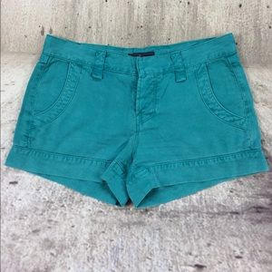 Anthropologie 7 for all mankind shorts