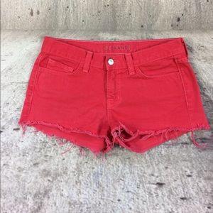 Anthropologie J Brand shorts