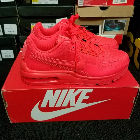los angeles a4648 d6bfd Nike Air Max LTD 3 Crimson Red size 9