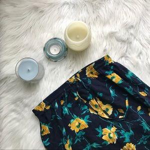 Sag Harbor Dresses & Skirts - Vintage Floral Skirt